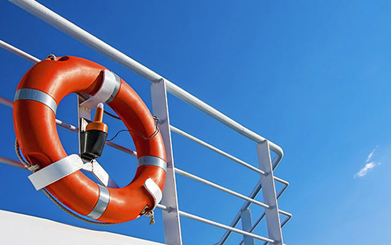 Supply of Marine Safety Parts